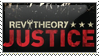 Rev theory-Justice- stamp by SamColwell
