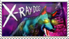 X-Ray dog-Mechanimal- Stamp by SamColwell