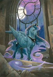 Dream Warrior by ScalerandiArt
