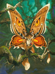 Foxy faerie by ScalerandiArt
