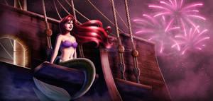 Ariel by ryodita