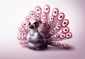 Shen Chibi by ryodita