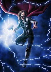 Avenge-a-thon: Thor by ryodita