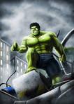 Avenge-a-thon: Hulk