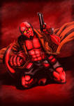 Rainbow Week: Red Like Hellboy