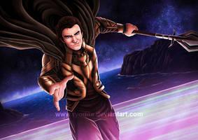 Avenge-a-thon-Bonus-Loki by ryodita