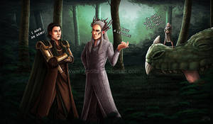Elvish Nonsense (Part3) - I have an army