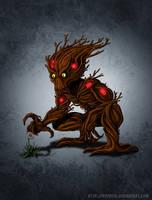 Little Groot by ryodita
