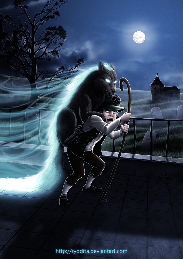 Monsterama: Stuepp by ryodita