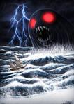 Maritime Horror: Umibozu