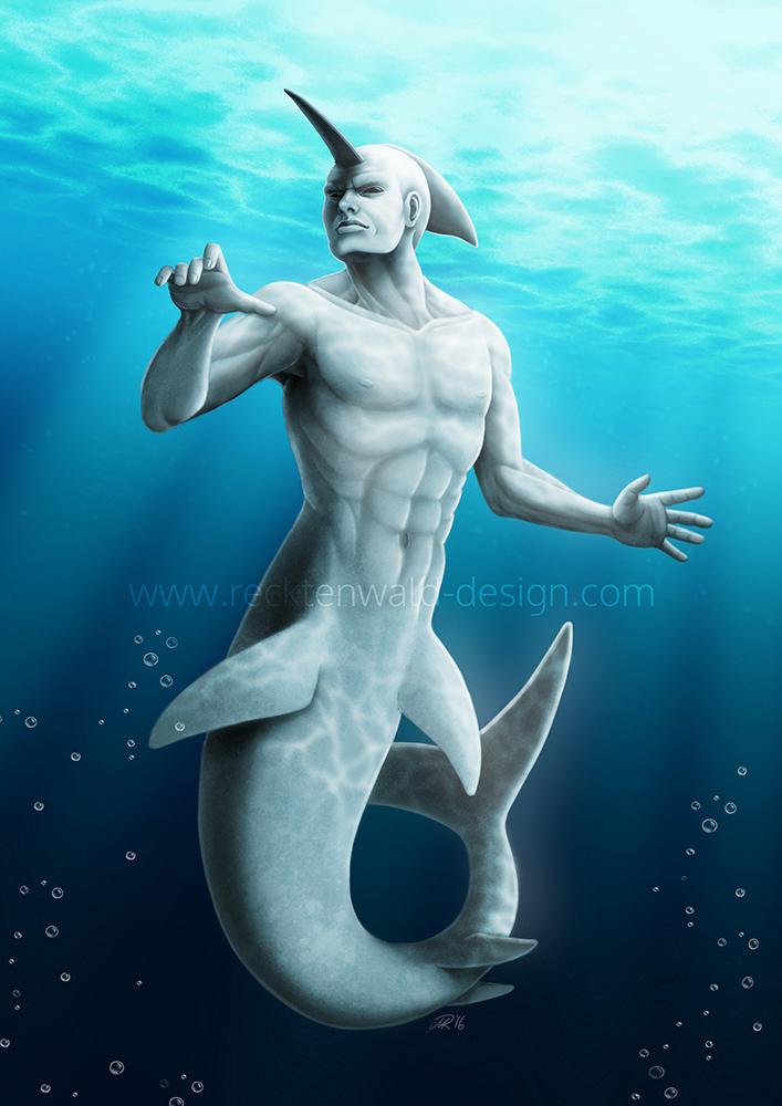 Maritime Horror: Adaro by ryodita
