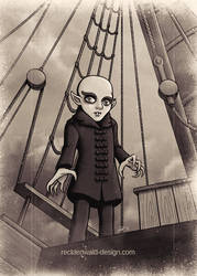 Mini Nosferatu by ryodita
