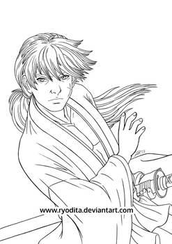 Kenshin Sketch