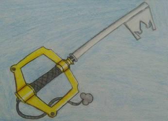 Key Blade! by Zoro-the-Ark