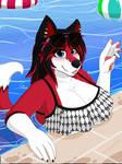 Pool Cutie - (SFW Version)