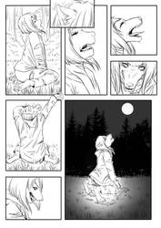 Forest Under Moon Pt.2  End