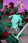 TMNT vs The Lizard Final version