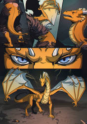 Were Dragon Page 2 of 2 by Nathan123qwe