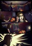 Werewolf Halloween Page 1