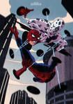 Spider-Man Versus Series - Spot by xMonsterGirlsHideout