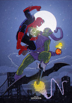 Spider-Man Versus  Series - Vs Green Goblin