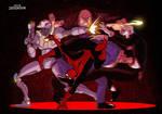 Spider-Man Versus Series - Vs Criminal Bosses by xMonsterGirlsHideout