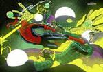 Spider-Man Versus Series: Vs Mysterio