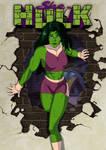 She-Hulk TAS by xMonsterGirlsHideout
