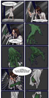 Liza and Tablet of Time Page 1 by xMonsterGirlsHideout
