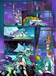 MLP Fan Comics: Tenebris Malum Page 1 by xMonsterGirlsHideout