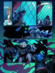 MLP Fan Comics: Tenebris Malum Page  2 by xMonsterGirlsHideout