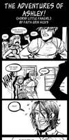 The Adventures of Ashley - 03 by damnskippy