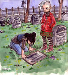 Who's in this grave