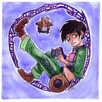 Jade from Beyond Good and Evil by damnskippy