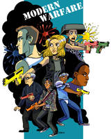 Community: Modern Warfare