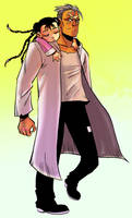 Scar, Mai- Fullmetal Alchemist