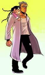 Scar, Mai- Fullmetal Alchemist by damnskippy
