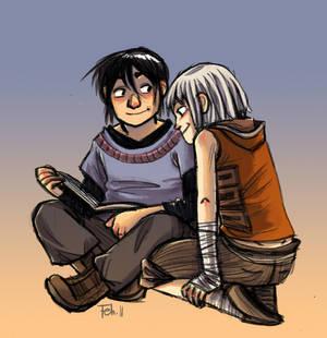 Rat and Shiro