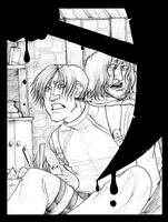 A Bad Day - Resident Evil 4 by damnskippy