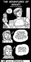 The Adventures of Ashley 2 by damnskippy