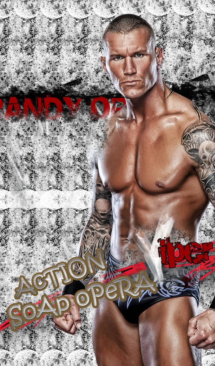 Randy Orton VIPER by RedScar07