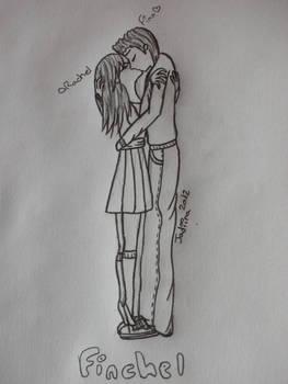 Finn x Rachel - Finchel