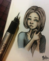 Hair~ by BluHiroo