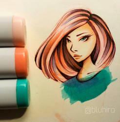 Flow by BluHiroo