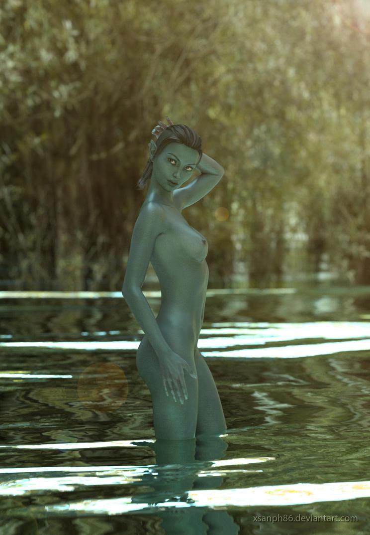 Dark Elf by Xsanph86