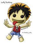 Luffy Sackboy
