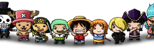 One Piece Originals by louisalulu