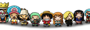 One Piece Time Skip by louisalulu
