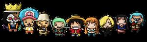 One Piece Time Skip
