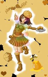 Honey Muffin - 2016